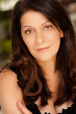 Marina Sirtis without a trace