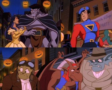 Image result for gargoyles eye of the beholder